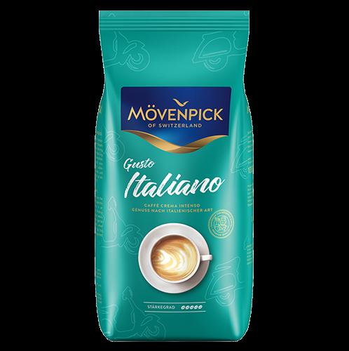 MOVENPICK Gusto Italiano Cafea Boabe 1kg [0]