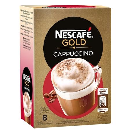 NESCAFÉ GOLD Cappuccino Clasic 8x18.5g [0]