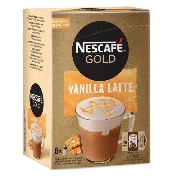NESCAFÉ GOLD Double Choca Mocha Cappuccino 8x18.5g [0]