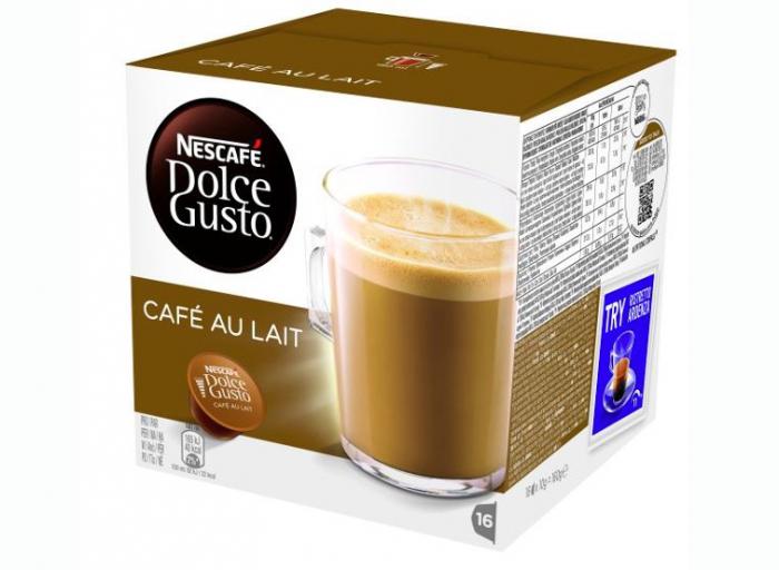 NESCAFE Capsule Dolce CAFE AU LAIT 16buc [0]