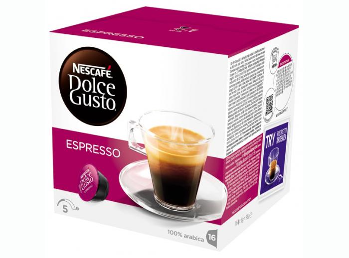 NESCAFE Capsule Dolce Gusto Espresso 16buc [0]