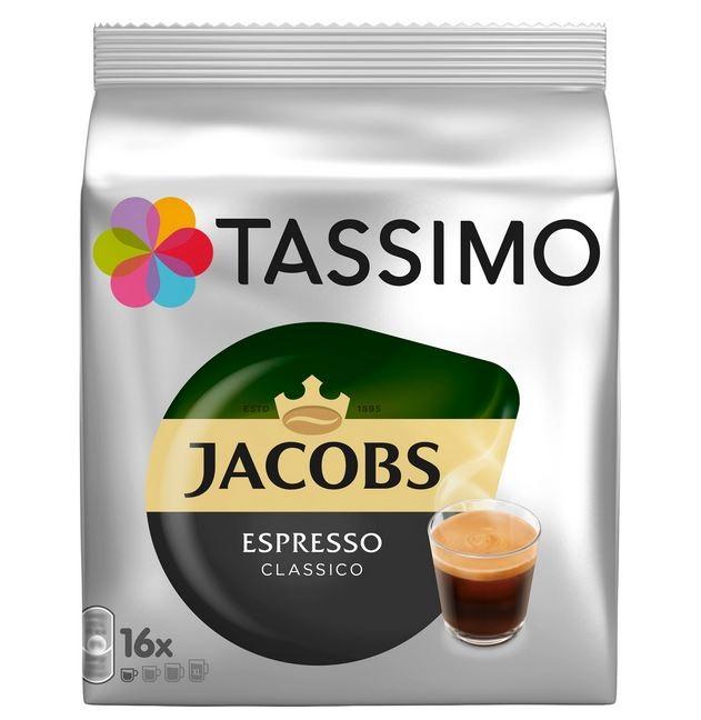 Pachet 12 cutii Capsule Cafea Tassimo + Cadou Espressor Bosch Tassimo Vivy II [10]