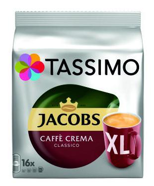Pachet 12 cutii Capsule Cafea Tassimo + Cadou Espressor Bosch Tassimo Vivy II [9]