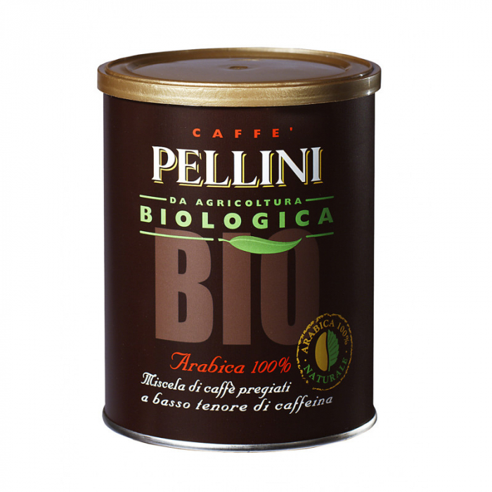 PELLINI Cafea Macinata Bio Ecologica 250g [0]