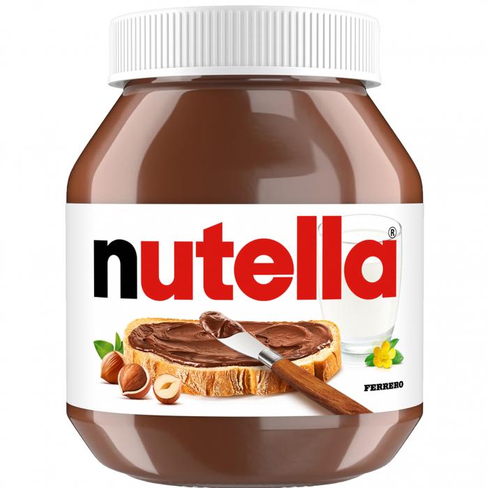 NUTELLA Crema de Ciocolata si Alune 750g [0]