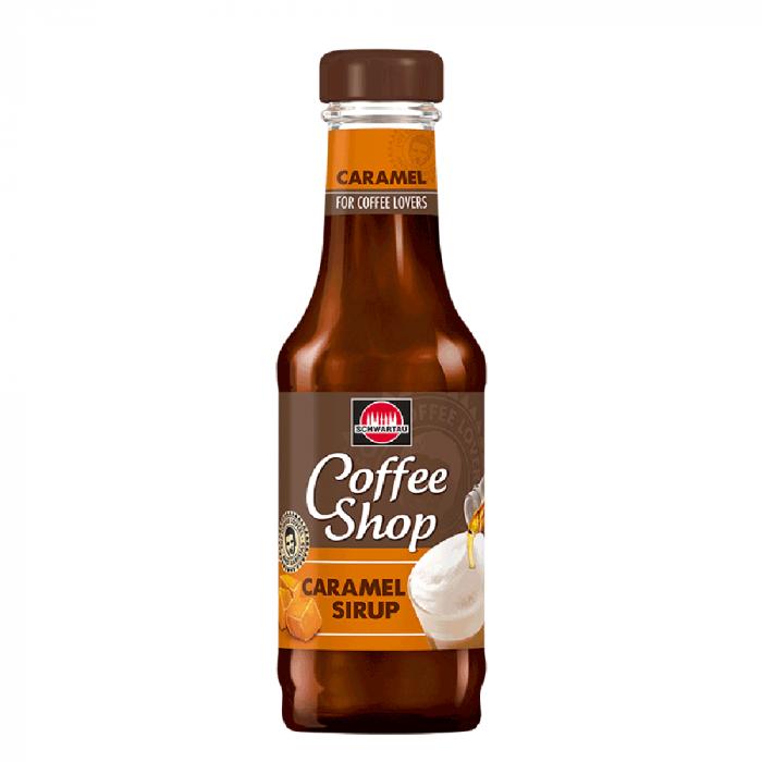 SCHWARTAU Sirop de Caramel pt. Cafea 200ml [0]