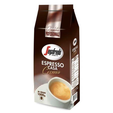 SEGAFREDO Espresso Casa Cafea Boabe 1kg [0]