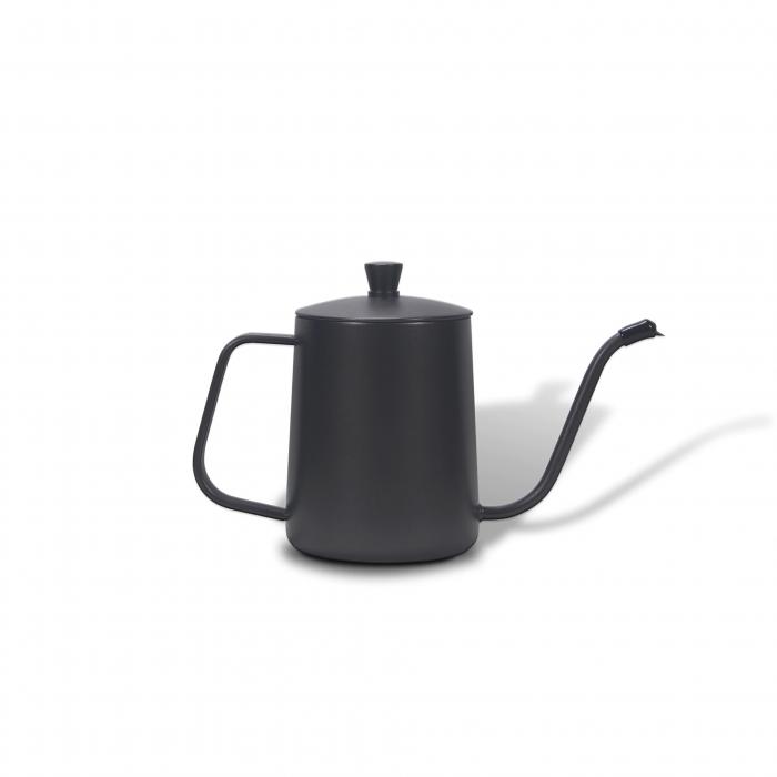 Set, Kit de Preparare a Cafelei V60 Pour Over cu Râșniță, Cantar, Capacitate Vas 500ml [8]