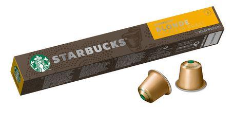 STARBUCKS Blonde Espresso Roast Capsule Nespresso 57g 10buc [0]