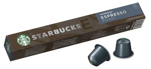 STARBUCKS Pike Place Lungo Roast Capsule Nespresso 57g 10buc [0]