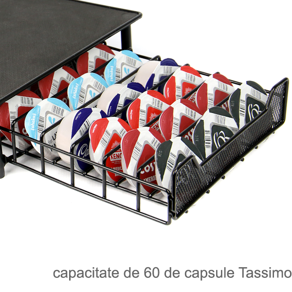 Suport pentru 60 de Capsule Tassimo si pentru Espressor [1]