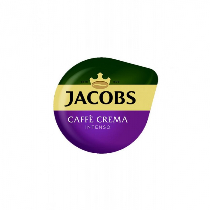 TASSIMO Jacobs Caffe Crema Intenso Capsule cu Cafea 16buc 132.8g [1]