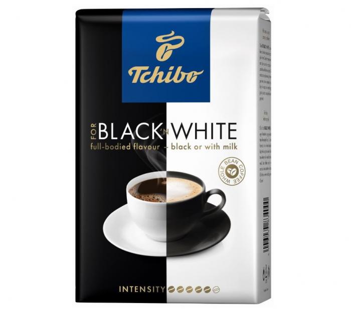 TCHIBO Black & White Cafea Macinata 500g [0]