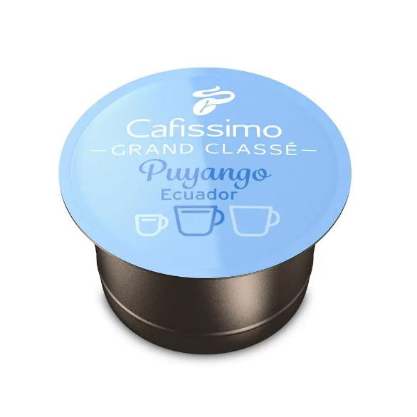 TCHIBO CAFISSIMO Capsule Caffe Crema Puyango Ecuador 10x8g [4]