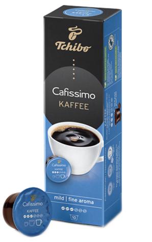 TCHIBO CAFISSIMO Capsule CAFFEE Mild Fine Aroma 10buc 80g [0]