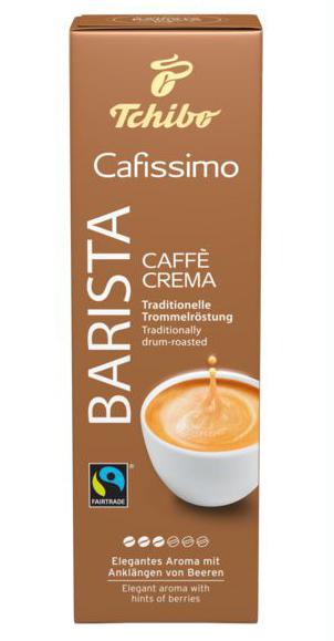 TCHIBO CAFISSIMO Capsule Crema Barista 80g [0]