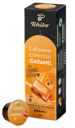 TCHIBO CAFISSIMO Capsule Espresso Caramel 80g [0]