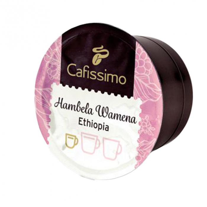 TCHIBO CAFISSIMO Capsule Espresso Hambela Wamena 10x8g [1]