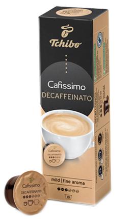 TCHIBO CAFISSIMO Crema Capsule Decofeinizate 80g [0]