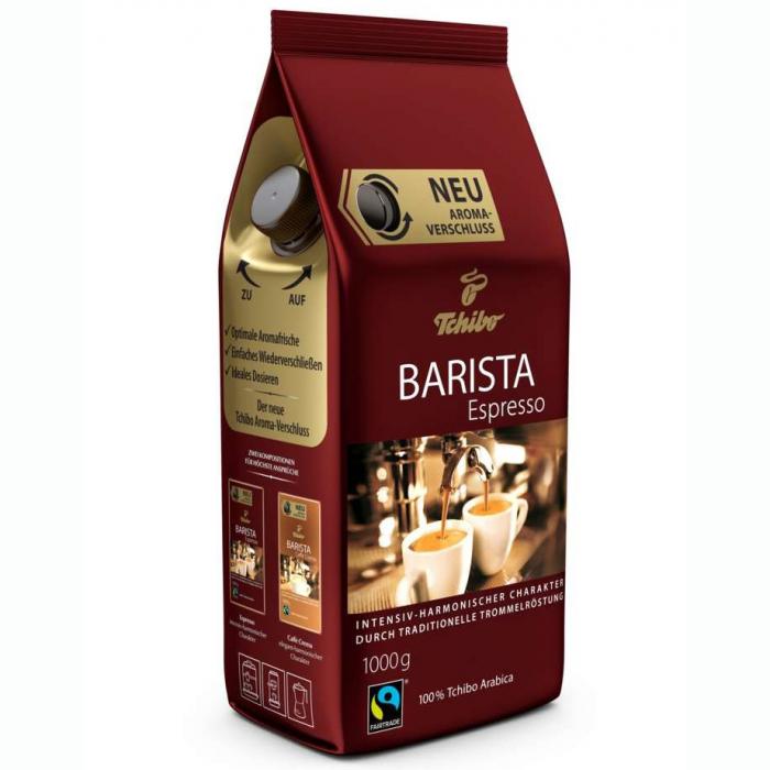 TCHIBO Espresso Barista Cafea Boabe 1Kg [1]