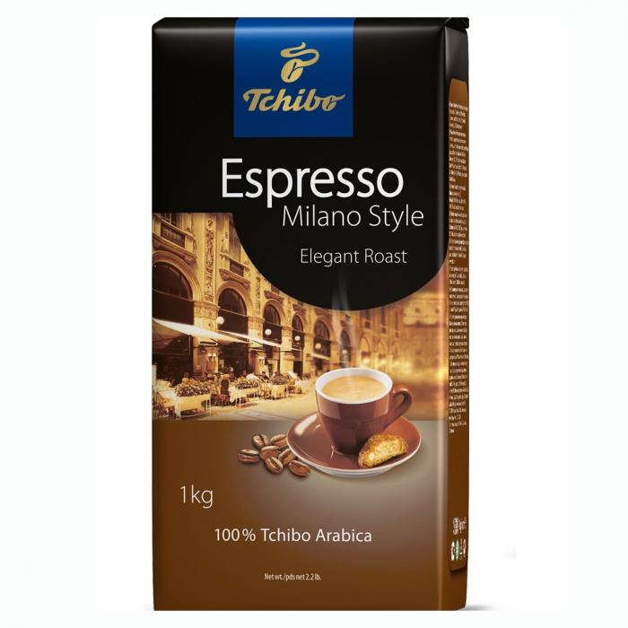 TCHIBO Espresso Milano Style Cafea Boabe 1Kg [0]
