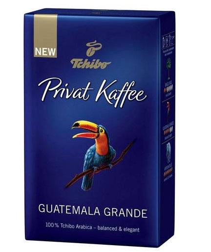 TCHIBO Private Kaffee Guatemala Grande Boabe 500g [0]