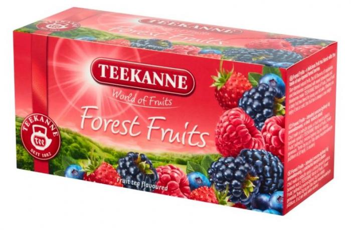 TEEKANNE Ceai de Fructe de Padure 20x2.5g [1]