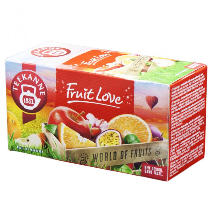 TEEKANNE Ceai Fruit Love 20x2.5g [3]
