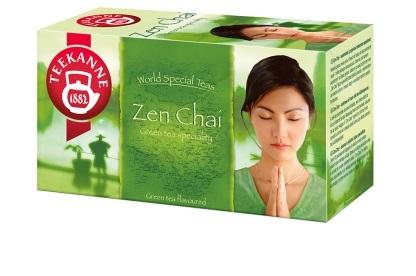 TEEKANNE Ceai Verde Zen Chai 20x1.75g [1]