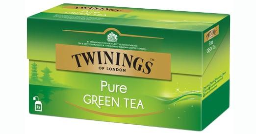 TWININGS Ceai Verde Pure Green Tea 25x2g [0]