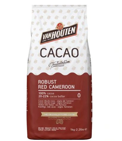 VAN HOUTEN Cacao Pudra 1kg [0]