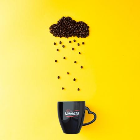 LA FESTA Cafea Instant 3in1 Mild Plic 24x5.6g [1]