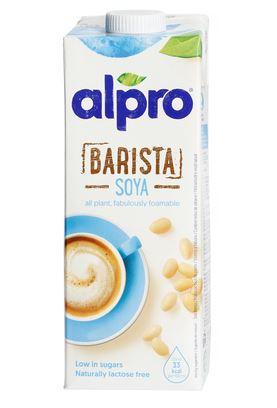 ALPRO Barista for Professionals Bautura (Lapte) din Soia pentru Cafea 1L [1]