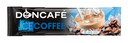 DONCAFE Ice Coffee Cafea Instant Plic 24buc [1]