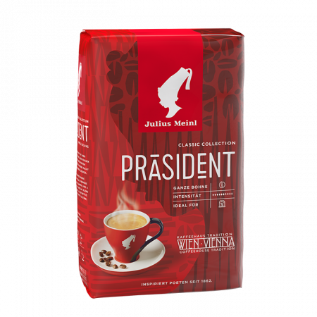 JULIUS MEINL Prasident Classic Collection Cafea Boabe 1Kg [1]