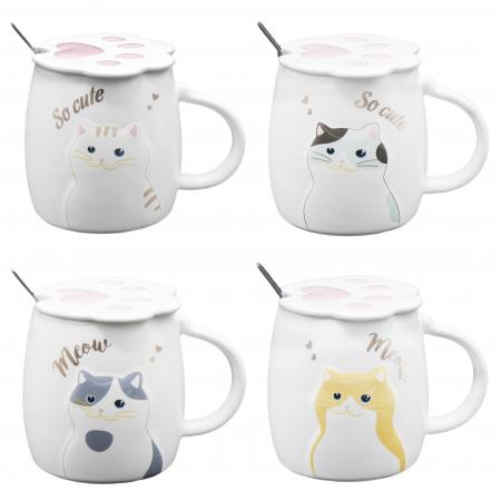 Cană din Ceramică pentru Ceai și Cafea [2]
