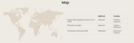 CHIAROSCURO 100% Arabica cu Jamaica Blue Mountain Cafea Boabe 1Kg [3]