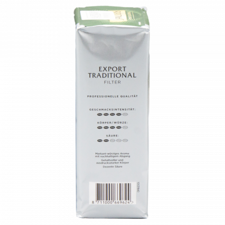 JACOBS Export Traditional Filter Cafea Macinata 500g [3]