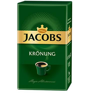 JACOBS Kronung Cafea Macinata 250g [1]