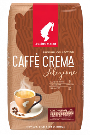 JULIUS MEINL Premium Caffe Crema Cafea Boabe 1Kg [0]