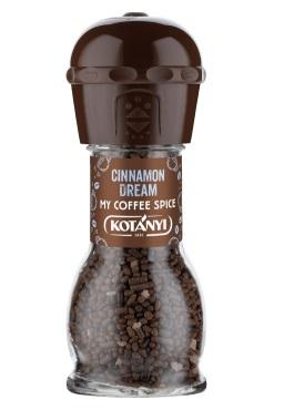KOTANYI Rasnita Condimente pentru Cafea Cinnamon Dream 63g [0]