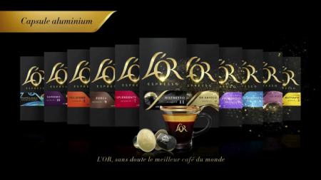 L'OR Capsule Espresso Forza 10buc [3]