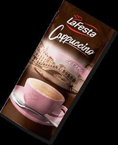 LA FESTA Cappuccino cu Gust de Frisca 10x12,5g [0]