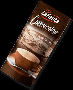 LA FESTA Cappuccino cu Gust de Ciocolata 10x12,5g [0]