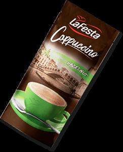 LA FESTA Cappuccino cu Gust de Alune 10x12,5g [0]