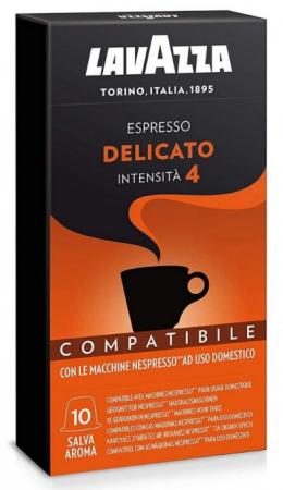 LAVAZZA Espresso Delicato 4 Capsule Nespresso® 10buc [0]