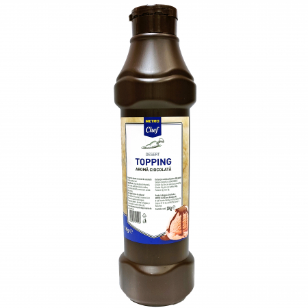 M. CHEF Topping pt. Cafea cu Aroma de Ciocolata 1Kg [0]