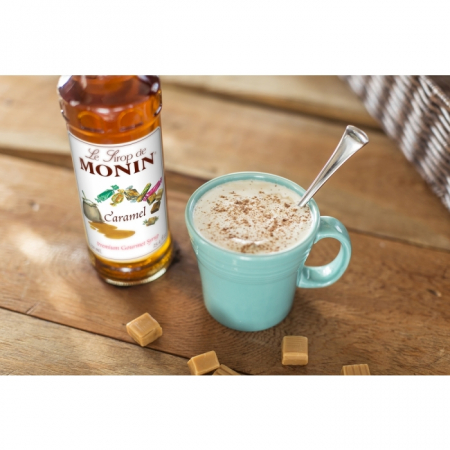 MONIN Caramel Sirop Pentru Cafea 700ml [1]
