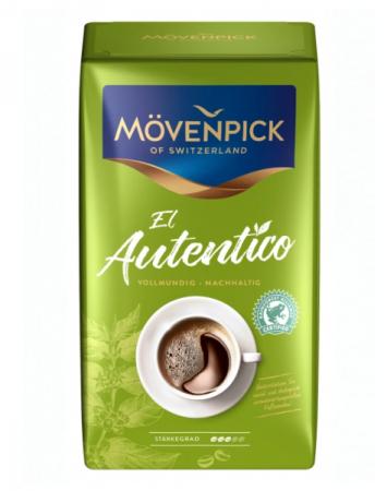 MOVENPICK El Autentico Cafea Macinata 500g [0]