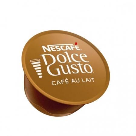 NESCAFE Cafe Au Lait Capsule Dolce Gusto 30buc 300g - Pachet Mare [1]